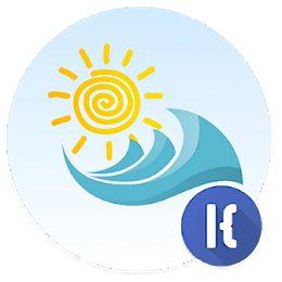 Sun & Sea for KWGT