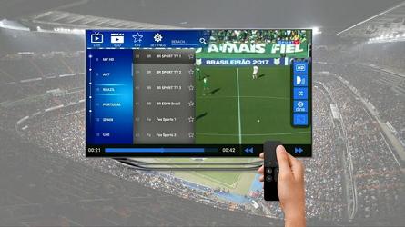 Embratoria IPTV Android