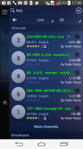 Live Stream Player Pro MOD APK 2