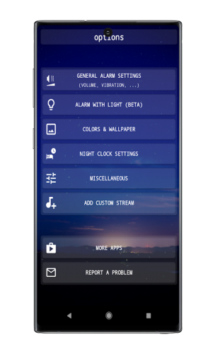 Radio Alarm Clock++ APK