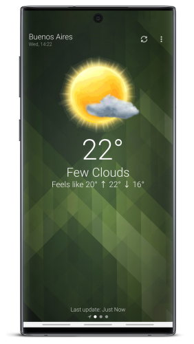 Weather Premium MOD APK by MacroPinch