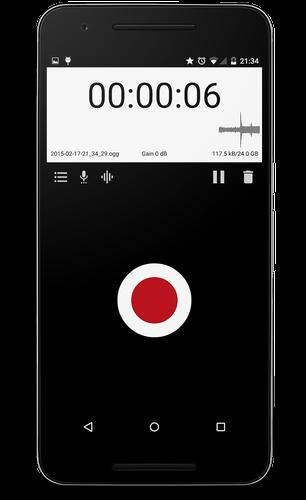 ASR Voice Recorder Pro Mod Apk