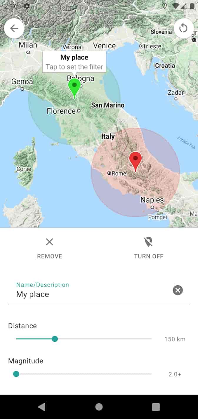 EarthQuake PRO APK
