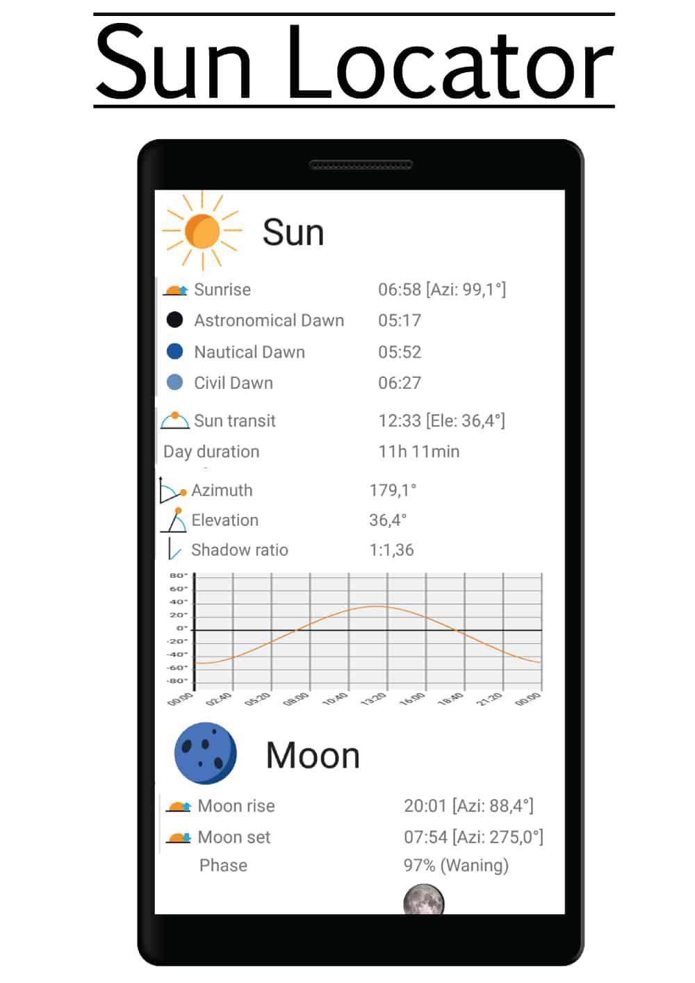 Sun Locator Pro MOD APK