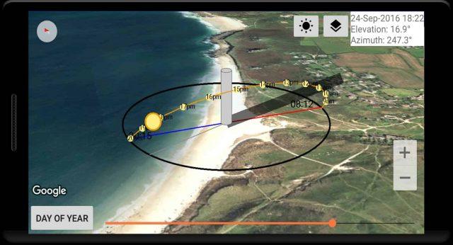 Sun Locator Pro MOD Latest Version