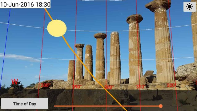 Sun Locator Pro apk mod