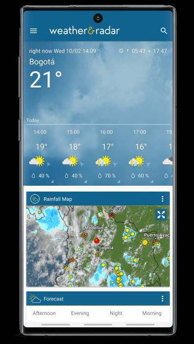 Weather & Radar Pro - Ad-Free Mod Apk