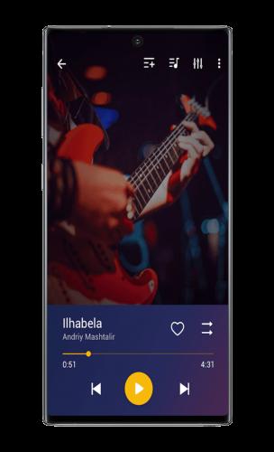 Music Player - MP3 Player, Audio Player Premium MOD APK by InShot Inc.