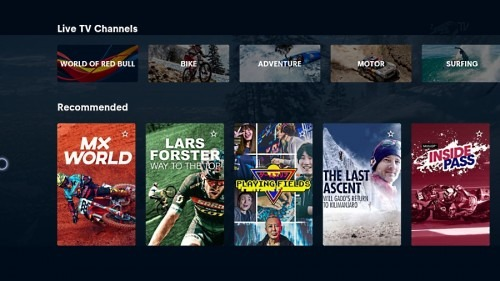 Red Bull TV Apk Mod Ad Free Latest Version
