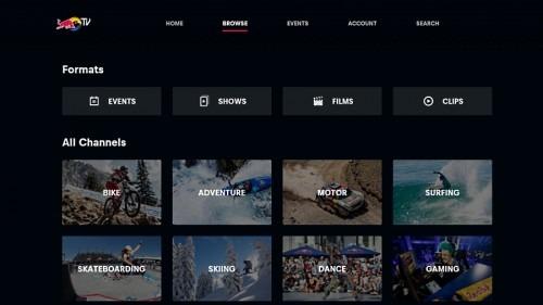 Red Bull TV Mod Apk