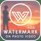 watermark on photo amp video