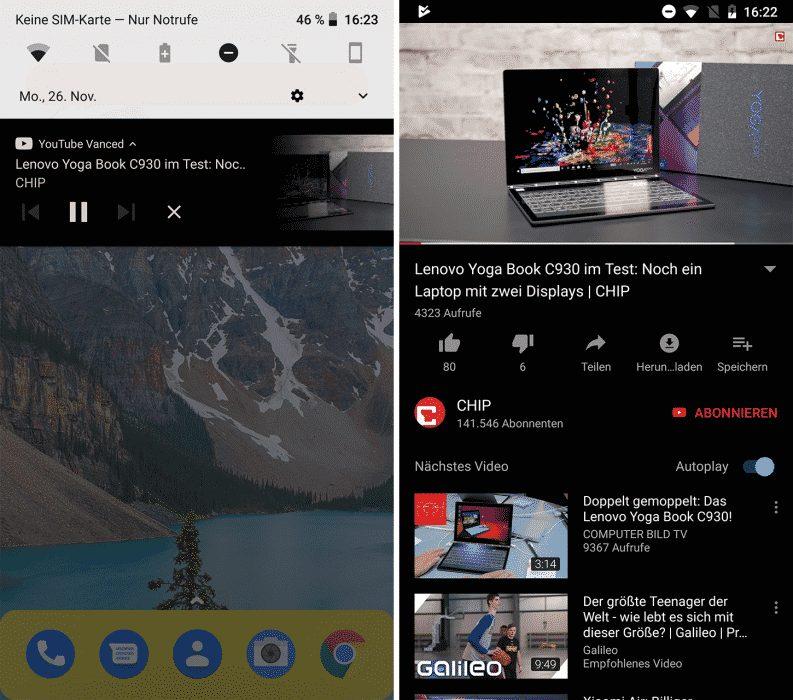 YouTube Vanced MOD APK (Ad-Free & BG Play No Root) 2