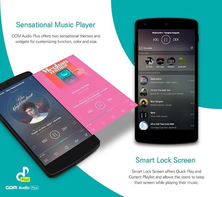 GOM Audio Plus Mod Apk