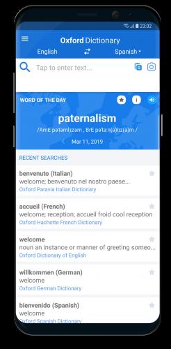 Oxford Dictionary with Translator Premium APK