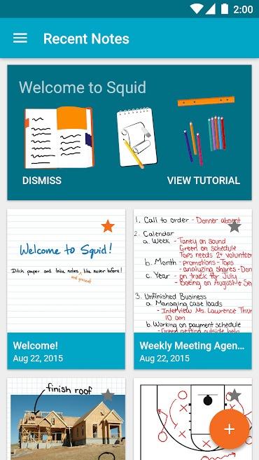Squid - Take Notes Mod APk