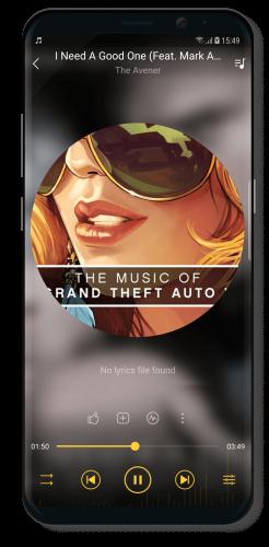Music Player Plus MOD APK
