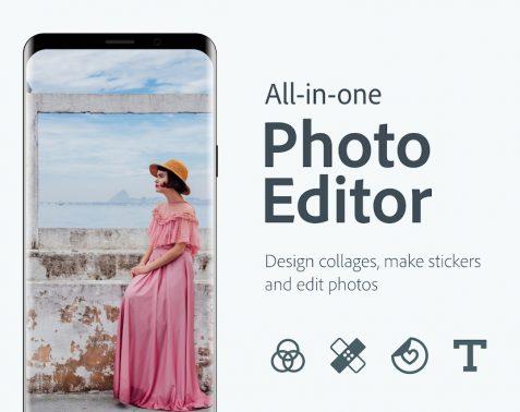 Adobe Photoshop Express Premium Apk