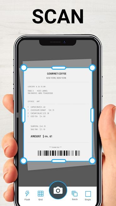Scanner App To PDF - TapScanner Premium Apk