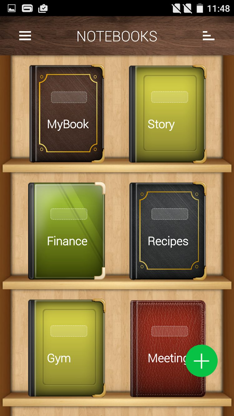 Notebooks Pro APK