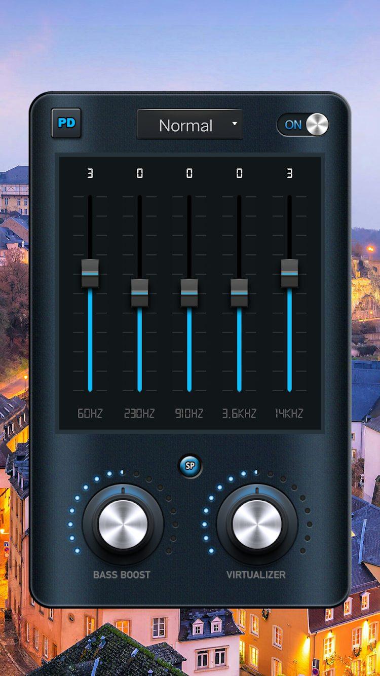 Equalizer & Bass Booster Pro APK