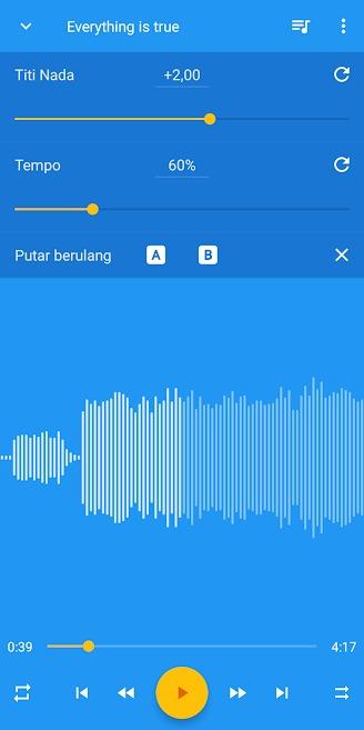 Music Speed Changer Premium Apk