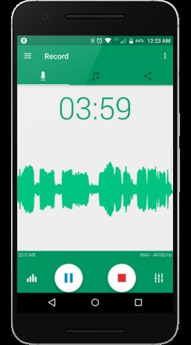 Parrot Voice Recorder Pro