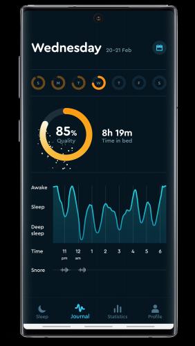 Sleep Cycle Alarm Clock Premium MOD APK