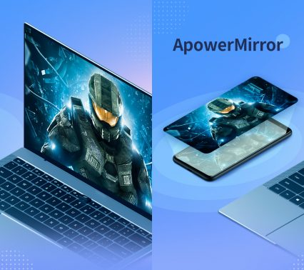 ApowerMirror - Screen Mirroring