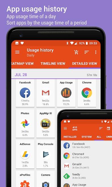 App Usage Pro Mod Apk