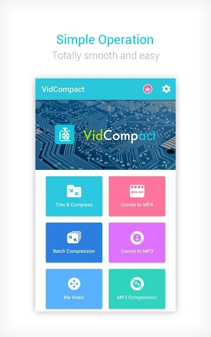 VidCompact Pro Mod Apk'