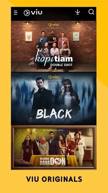 Viu - Korean Dramas, Variety Shows, Originals