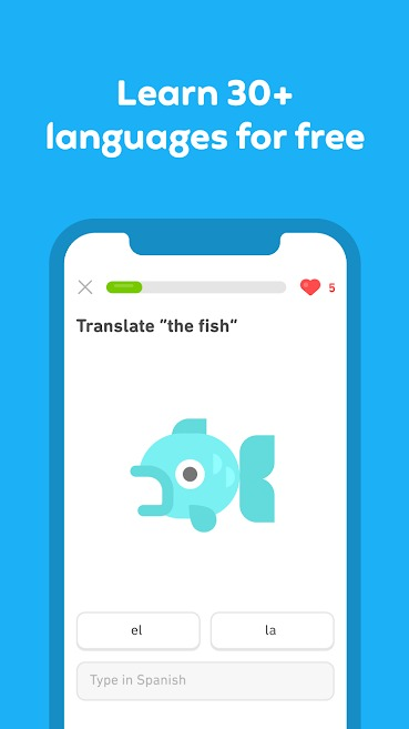 Duolingo Premium Mod Apk