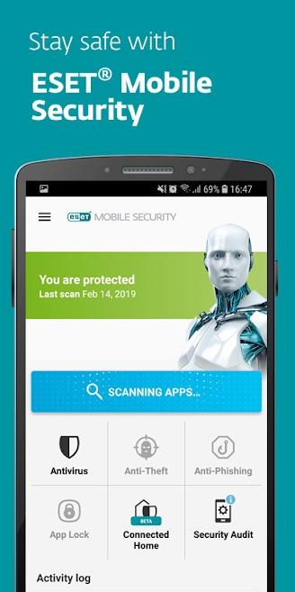 ESET Mobile Security & Antivirus Premium Apk