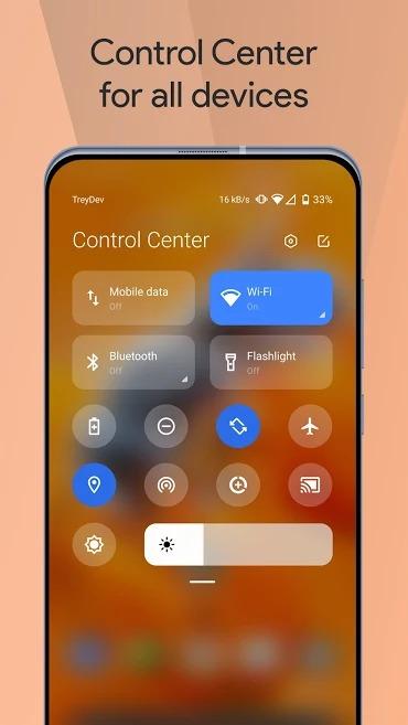 Mi Control Center Premium Apk
