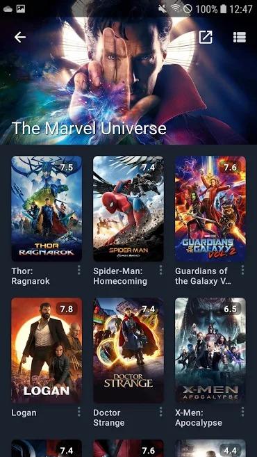 Moviebase Premium Mod Apk
