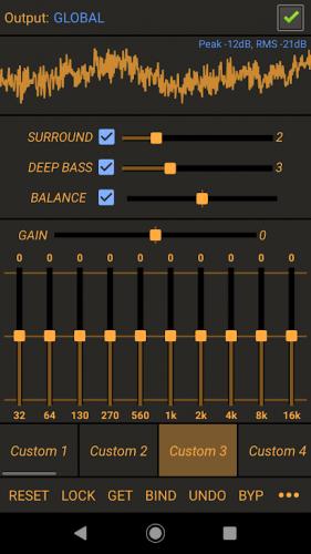 Power Audio Equalizer