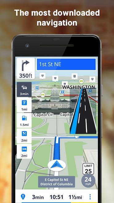 Sygic GPS Full Mod Apk