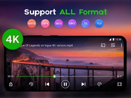 Video Player All Format - XPlayer Premium Apk