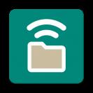 folder server wifi file access