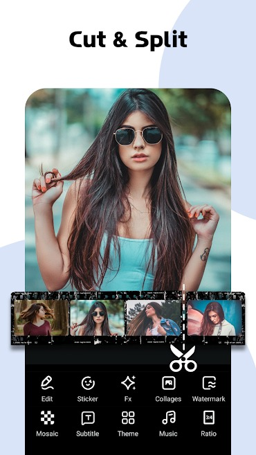 GoCut - Video Trimmer and Editor