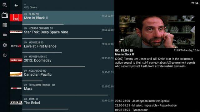 OTT Navigator IPTV Premium Apk