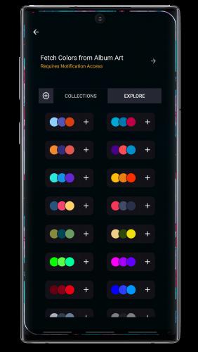 Muviz Edge - Music Visualizer Pro Mod Apk'