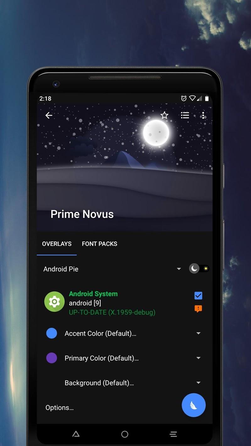 Prime Novus Substratum Patched APK