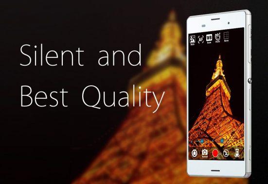Silent Camera [High Quality] apk