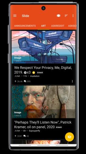 Slide for Reddit Pro MOD APK