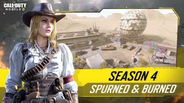 Call of Duty Mobile - Season 4 APK + Data