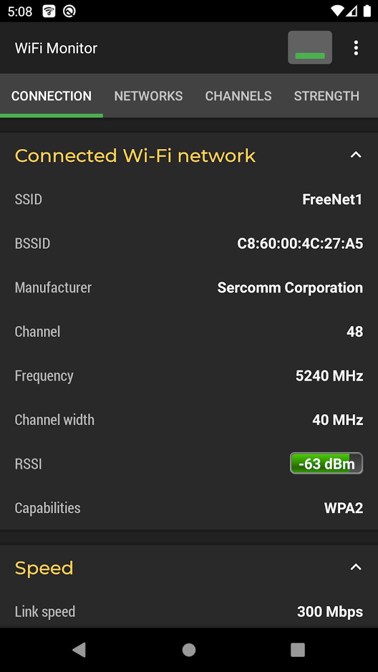 WiFi Monitor Pro MOD APK