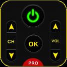 universal smart tv ir tv remote control premium