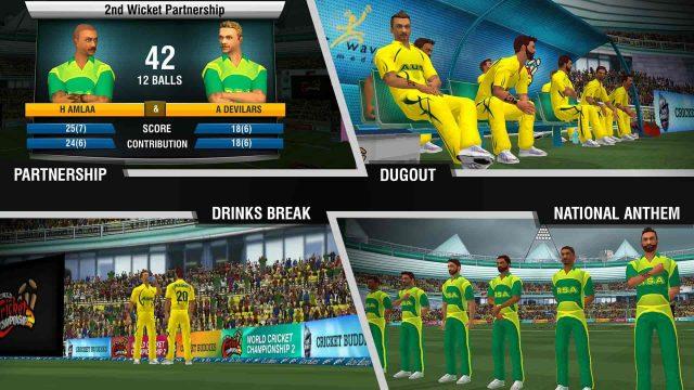 World Cricket Championship 2 MOD Money