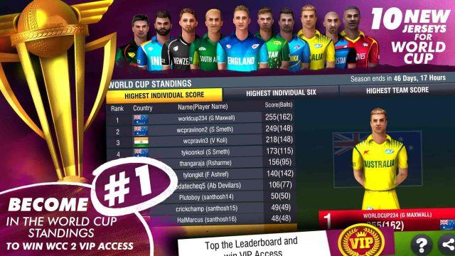 World Cricket Championship 2 MOD